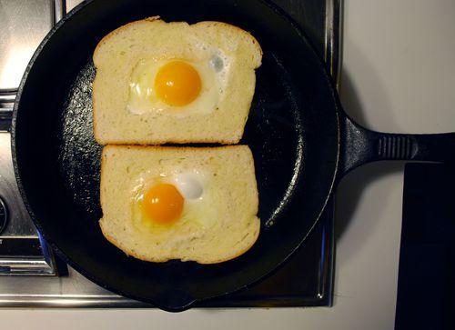 Eggsin basket